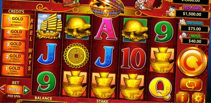 Cara Memutar Permainan Judi Slot Mesin Online