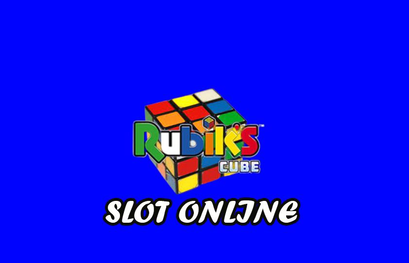 Jenis Slot Online Rubik's Cube Puzzle Teka Teki Menarik