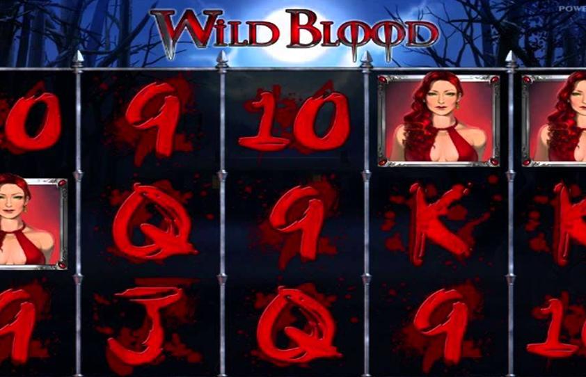 Wild Blood Slot Online Nuansa Terbaik Yang Bisa Dimainkan Secara Rutin